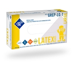 Latex - Medical - Powder Free Gloves - 100/Box