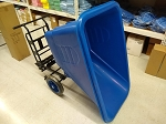 Utility Tilt Cart - New and Easy to Use