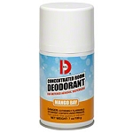 Big D® Metered Concentrated Room Deodorant - Mango Bay - 7 oz.  - 12/cs