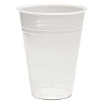 Translucent Plastic Cold Cup 12 oz., 1000/cs