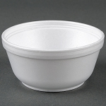 Dart Insulated Foam Bowls, 12 oz., 50 count, (Pack of 20)