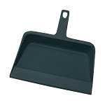 Heavy Duty Plastic Black Dust Pan