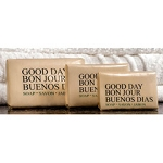 GTP Good Day Amenity Bar Soap, Pleasant Scent,  5 oz., 1000/cs