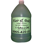 Inopak Hair & Body Foam Wash - Gallon