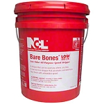 NCL® BARE BONES® No-Rinse / No-Scrub Liquifying Stripper - 5 Gallons