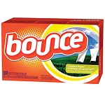 P&G Bounce® Dryer Sheets - 160 sheets per box
