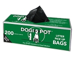 Dog Bag Litter Pick-Up - 200 per roll