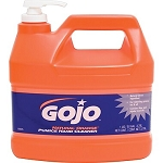 Orange Pumice Soap Gallon