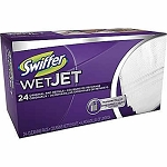 Swiffer® Wet Jet Refill Cloths; 24 per pack