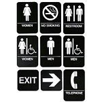 ADA Safety Sign - Restroom