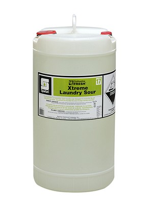 Spartan Laundry Sour Xtreme #17 - 15 Gallon